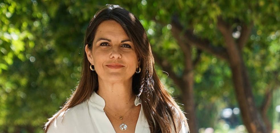 Susana Carillo: «Llevo dos meses en política y aún noto el subidón de adrenalina»