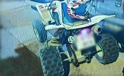 Detenido por conducir ebrio un quad y poner en peligro a los peatones en Torre del Mar