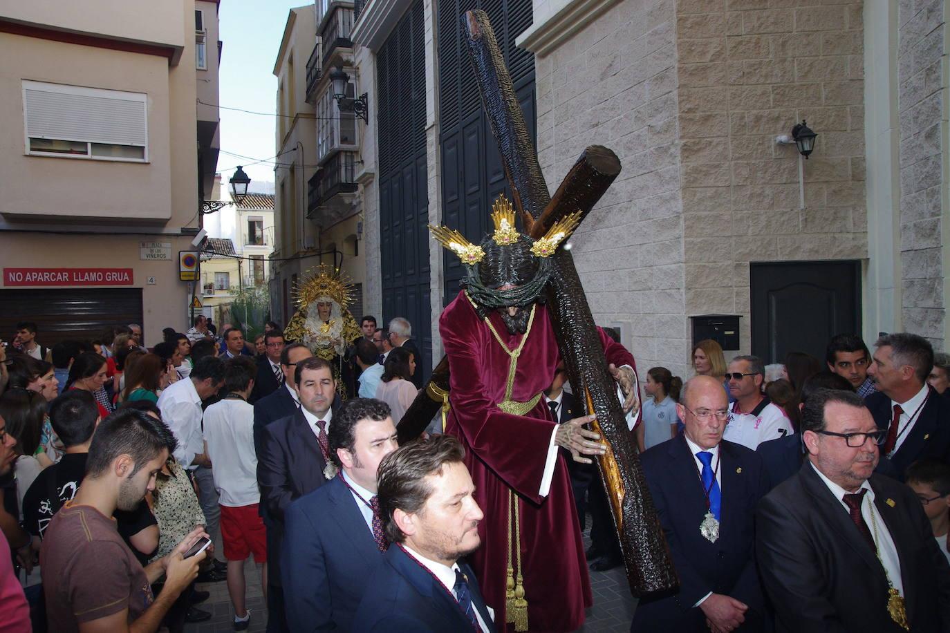 La iglesia de la Cofradía de Viñeros cerrará por obras la semana que viene