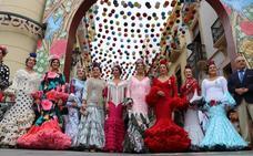 Arranca la Feria del centro con la previsión de baja afluencia de público en pro del Real