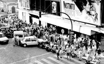 El cine Astoria: de su inauguración en 1966 hasta su próxima demolición