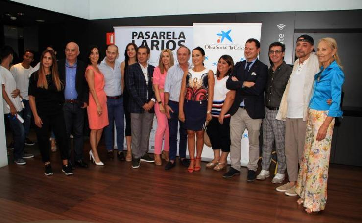 Presentación de la Pasarela Larios Fashion Week 2019