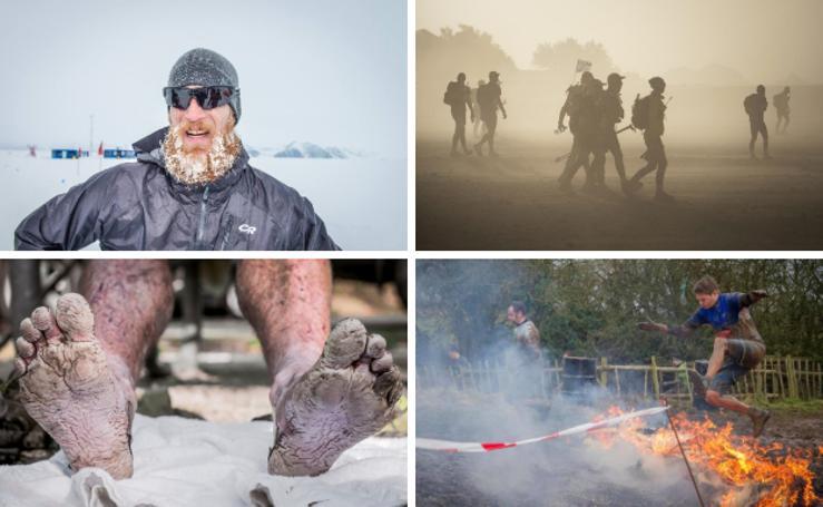 Cinco de las pruebas deportivas más duras y extremas del mundo