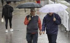 Málaga, en aviso amarillo este miércoles por tormentas