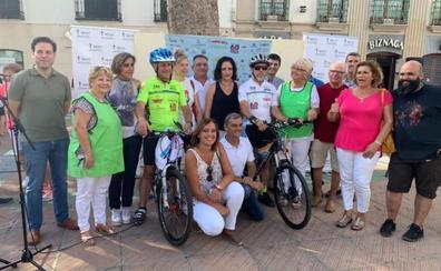 El reto solidario del Camino de Santiago contra el cáncer recauda 25.000 euros