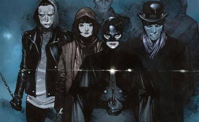 Netflix se estrena como editorial de cómics con The Magic Order
