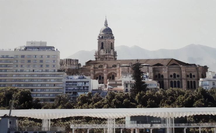 Así es el proyecto de cubierta para la Catedral de Málaga