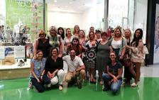 Cudeca inaugura tienda benéfica en el centro Málaga Factory