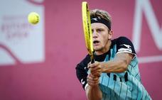 Davidovich sorprende a un 'top 100', Munar, y pasa a los cuartos de final en Génova