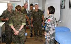 Mandos de la Legión se desplazan a Líbano y Mali ante próximas misiones