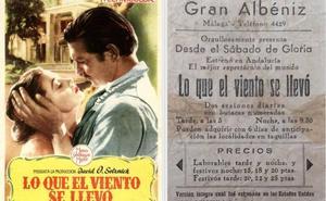 El Albéniz repite la exclusiva del estreno hace siete décadas de 'Lo que el viento se llevó'