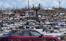 Bahamas eleva la cifra de muertos por 'Dorian' y augura un balance «espantoso»