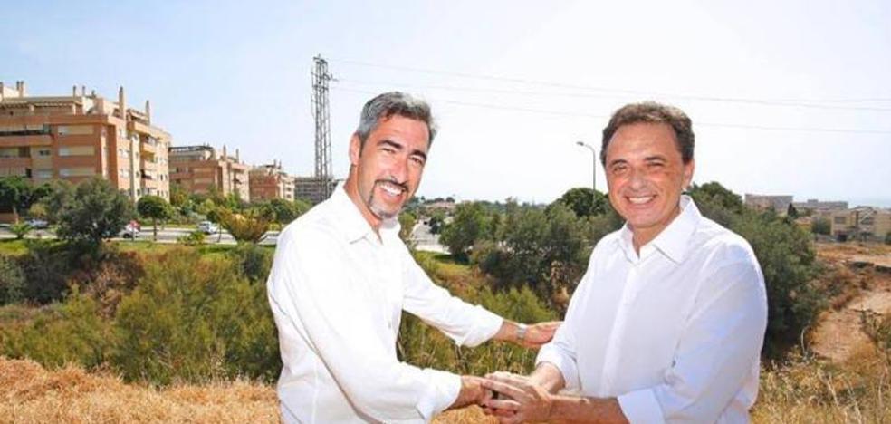 El proyecto para unir Benalmádena y Torremolinos por puente, en el aire