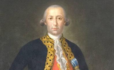 Cuestación por la campana del Camino Real de Bernardo de Gálvez