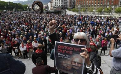La subida de las pensiones, en el aire por la parálisis política
