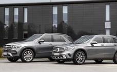 Mercedes GLE 350 de y GLC 300 e, tercera generación de híbridos enchufables