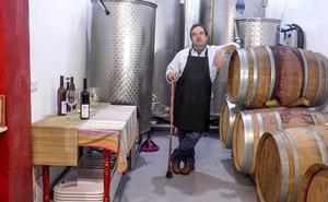 Hacer vino en 28 metros cuadrados