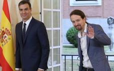 El PSOE y Podemos se reúnen este martes sin expectativas de acordar la investidura