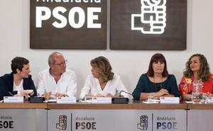 Susana Díaz vincula su futuro a lo que digan los militantes en primarias