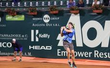 Davidovich, a las puertas del 'top 100' tras ser subcampeón en Génova