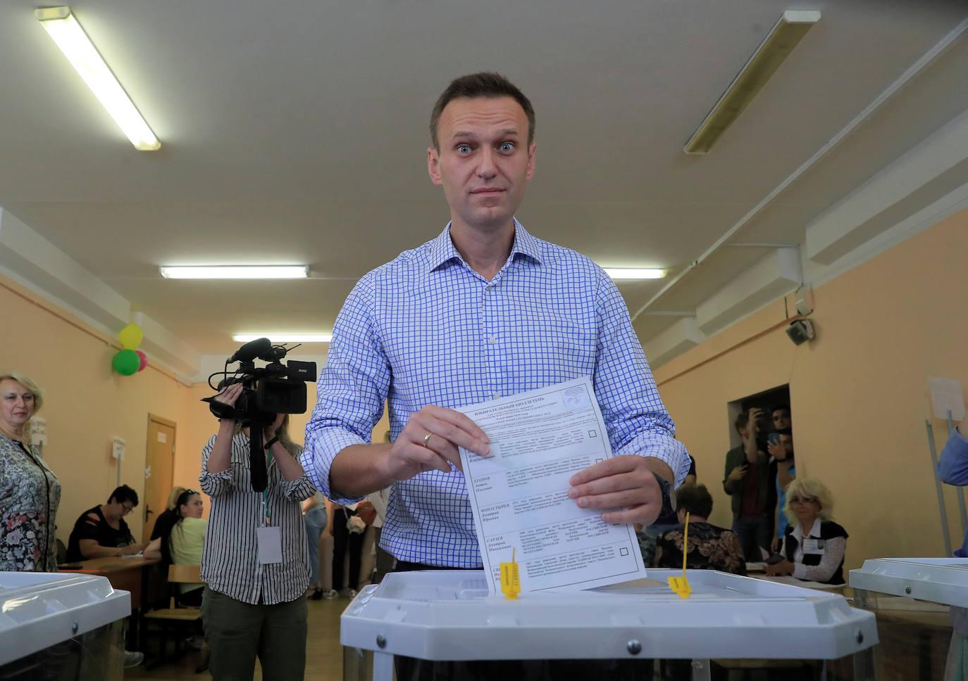 El partido de Putin retrocede en Moscú pero conserva el control del consistorio