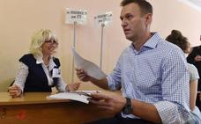 El partido de Putin retrocede en Moscú  pero conserva el control del Ayuntamiento