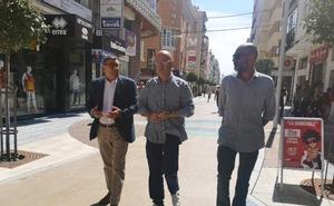 Concluyen las obras de peatonalización del segundo tramo de la calle del Mar en Torre del Mar