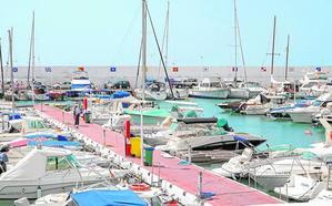 El Puerto Deportivo de Marbella cierra el verano con lleno total y lista de espera en todas las esloras