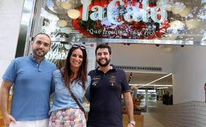 La heladería 'La Caló' abre sus puertas en la nueva Alameda Principal