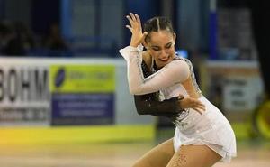La fuengiroleña Natalia Baldizzone, campeona de Europa de patinaje sobre ruedas