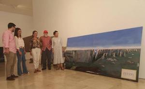 Jesús González de la Torre dona 38 obras al Ayuntamiento de Ronda