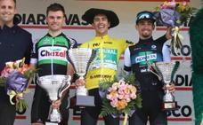 El malagueño Carmelo Urbano, al Mundial de ciclismo en ruta