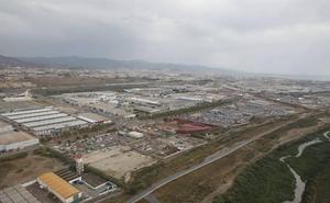 Los empresarios de los polígonos de Málaga aprueban financiar la redacción de los proyectos para reducir el riesgo de inundación