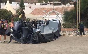 Nuevo golpe al narcotráfico en el Estrecho y cifra récord: 11 toneladas de hachís intervenidas en cinco días
