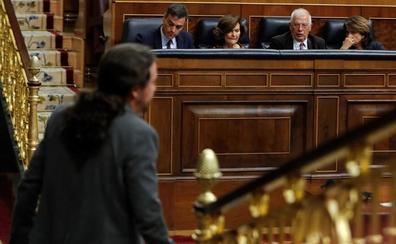 Directo   Iglesias reclama a Sánchez una reunión bilateral para intentar salvar la investidura