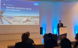 Profesionales aeroportuarios analizan en Málaga las novedades tecnológicas del sector