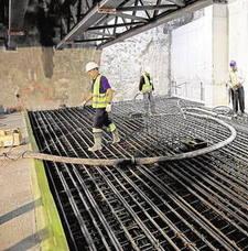 El concurso para las estaciones del metro de Málaga recibe 14 ofertas
