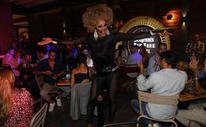 El Hotel Molina Lario acoge una fiesta patrocinada por Seagram's