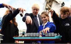Johnson niega al Parlamento sus mensajes sobre la suspensión