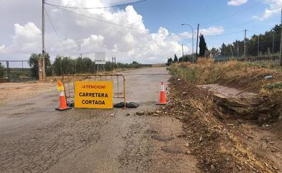 Sierra de Yeguas se movilizará si la Junta no repara el Camino de Antequera