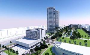 Los promotores de los rascacielos en Martiricos creen que marcarán «un antes y un después» en Málaga