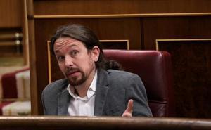 Iglesias asegura que se abstendrá de nuevo si el PSOE no cambia su posición