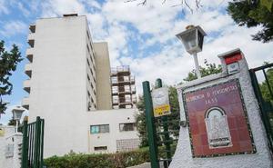 La Junta reparará su geriátrico en El Palo para frenar su deterioro
