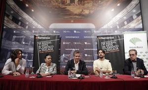 Adrián Santana clausura este sábado la Bienal de Flamenco con un tributo al barrio del Perchel