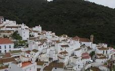 Los pueblos menos habitados de Málaga
