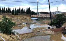 Varias familias aisladas en la zona del Tajo del Abanico en Ronda