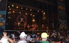 Nerja despide el verano con su Chanquete World Music