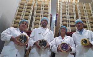 Quesos Los Vázquez prepara el salto al mercado exterior a partir de 2020