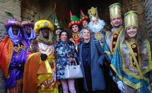 Fallece Sara Luque, modista de los trajes de los Reyes Magos de Málaga y cofrade del Rescate