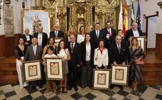 Distinciones en el Día de Santa Eufemia y Antequera